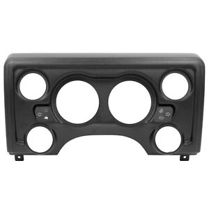 Autometer 90011 Gauge Panel for Jeep Wrangler TJ/XJ