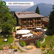 4 Tage Urlaub in Bürserberg im Brandnertal im Naturhotel Taleu mit 3/4-Pension