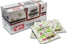 Qarshi Johar Joshanda Herbal Tea Herbal Cold & Flu Remedy 30 Sachets X 3 Box =90