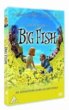 Big Fish (Dvd Disc Only) Ships Free & Fast!