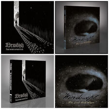 DRUDKH - They Often See Dreams + WINDSWEPT - The Great Cold Steppe //2CDsDIGIPAK