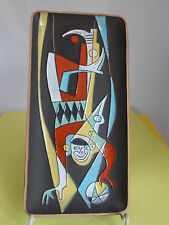 Kermos Keramik - Clown - Wandteller -