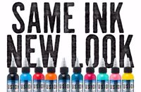 Fusion Tattoo Inks Individual Single Bottles 1 oz 30 ml Size 105 Colors for Pick