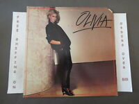 "OLIVIA NEWTON-JOHN TOTALLY HOT LP W/ LYRIC SLEEVE ""A LITTLE MORE LOVE"" MCA-3067"