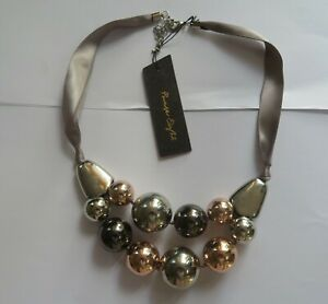 PHASE EIGHT 'KATY' Multi-Coloured Bead Necklace BNWT Rrp £29