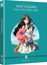Wolf Children: Hosoda Collection [New Blu-ray] With DVD, UV/HD Digital Copy, 3