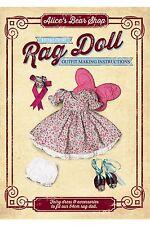 Fare una bambola di pezza vestito KIT-fairy outfit per adattarsi 54 cm bambola di pezza