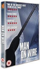 MAN ON WIRE - DVD - REGION 2 UK