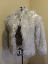 Girls Faux Fur Abercrombie kids Jacket