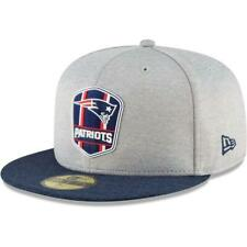 NEW ERA 59FIFTY CAP. ON FIELD SIDELINE NEW ENGLAND PATRIOTS - AWAY. RRP £32