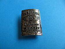 Whisky Pin Badge. Jack Daniels. VGC, Unused. Metal.