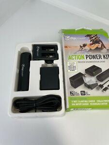 Digipower Power Adapter - Black Hero Go hero 7 6 5 black