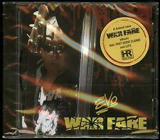 Evo Warfare CD new Lips from Anvil & Fast Eddie Clarke