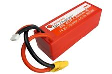 Yuki MODEL Lipo 4s1p 14,8v 5.200mah 45c Brainergy xt90 rigide #801008