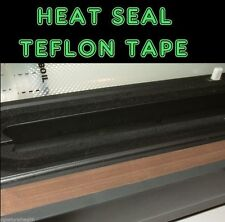 FOODSAVER TEFLON TAPE ADHESIVE BACK REPLACEMENTS HEAT SEAL STRIP SEALER SEALING