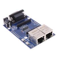 HLK-RM04 TCP IP Ethernet Converter Module Serial UART RS232 to WAN LAN WIFI  MW