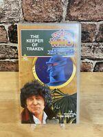 Doctor Who: The Keeper Of Traken -vhs- Tom Baker