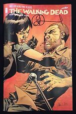 IMAGE COMICS THE WALKING DEAD #146 SIGNED BY CHARLIE ADLARD with COA