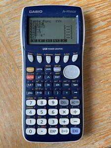 Casio FX-9750GII USB Power Graphic Calculator