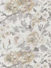 PDG 649/04 DESIGNER GUILD SHANGHAI GARDEN ECRU Wallpaper - NEW -  2 ROLLS