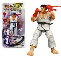 """Street Fighter IV Ryu 7"""" Action Figure Video Game Capcom  05"""