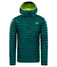 The North Face Thermoball Felpa con cappuccio Uomo Giacca isolante M Verde 3840e93faece