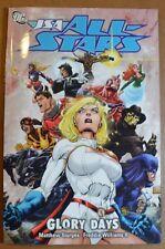 JSA ALL-STARS: GLORY DAYS By Matthew Sturges (DC COMICS)  NEW