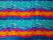 Monterey Fabric Multi Color Timeless Treasures Quilting 100% Cotton Fq Bthy, Bty