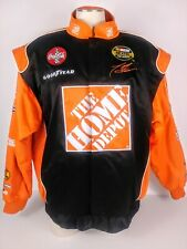 Chase Authentics Nascar Retired Tony Stewart #20 Fire Suit Style Jacket Mens XL