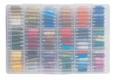DMC Thread Storage Box - stores up to 108 skeins, includes 50 cardboard bobbins