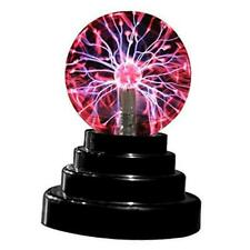 KRISMYA Magic Plasma Ball [Touch Sensitive] Nebula Sphere Globe Novelty Gift - U