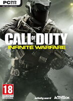CALL OF DUTY INFINITE WARFARE EN CASTELLANO NUEVO PRECINTADO PC