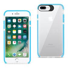 Reiko iPhone 8 Plus/ 7 Plus Soft Transparent TPU Case In Clear Pink