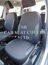 Para adaptarse a un Skoda Yeti 2014 cubiertas de asiento de coche, estructura 89A + Cuero Sintético