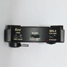 Acoustic guitar pickup Belcat IRIS-2 piezo+mic