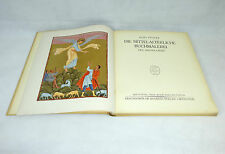 Kurt Pfister Las medieval Pintura del libro Holbein Editorial Munich 1922 B-120