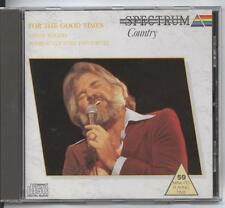Kenny Rogers - For The Good Times (Rare Australian CD Album)