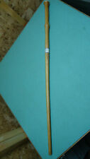 Old Hickory antique walking cane