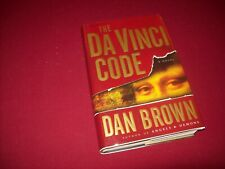 The Da Vinci Code by Dan Brown (2003) True 1st/1st Edition Hardcover Book