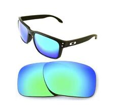 NEW POLARIZED CUSTOM GREEN LENS FOR OAKLEY HOLBROOK SUNGLASSES