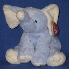 BABY WINKS BLUE the ELEPHANT - TY PLUFFIES / BABY TY -  MINT with MINT TAGS
