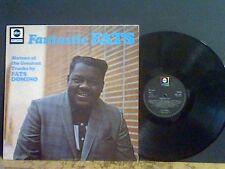 FATS DOMINO   Fantastic Fats   LP   Lovely copy !!