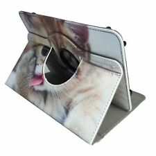 Boockcase Etui Tablet Hülle- Acer Iconia One 10 B3 A30 - 10.1 360 Zoll Katze