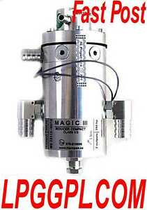 LPG GPL  SGI autogas Magic 3 Super Reducer Vapouriser