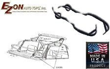 BMW E36 318 i 323 i 325 328 M3 convertible top Tension Straps 1994-1999