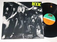 KIX - S/T / Orig.1981 Atlantic Records Germany / LP