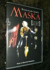 Stanislaw Lem MASKA. A Quay Brothers Film. DVD. Polish Cultural Institute (NEW)