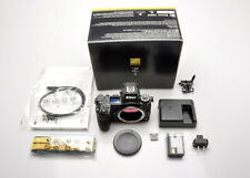 Nikon Z6 DSLR 24.5 FULL-FRAME Mirrorless camera, Excellent ++ 24 actuations!!