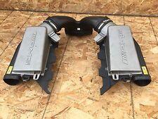 105K MERCEDES W211 E63 CLS63 C63 ML63 OEM MUFFLER AIR BOX CEALNER AIR INTAKE SET