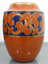 Vase Cadinen Majoloka- u. Terracotta- Werkstätten Keramik um1925